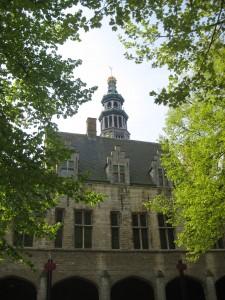 Tall John, Middelburg, Zeeland, Holland