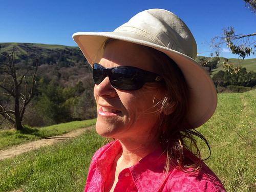 Tilley hat, Nancy D. Brown, sun hat
