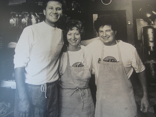 """Semifreddie's Tom Frainier, Barbara & Mike Rose"""