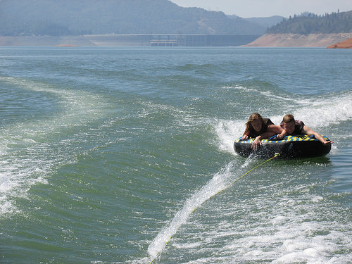 """Shasta Lake"" vacation"