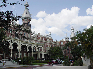 &quot;University of Tampa&quot;