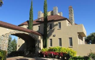 Bella Villa Messina, Healdsburg, California