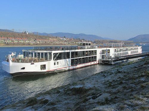 Viking Delling, Melk, Austria, Danube river