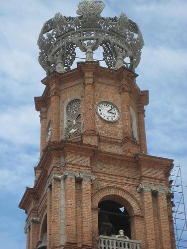"""""""Virgin de Guadalupe"""" """"Puerto Vallarta, Mexico"""""""
