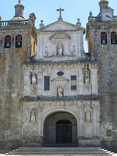 Viseu Cathedral, Viseu, Portugal