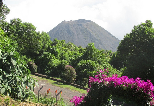 Volcano Complex Cerro Verde National Park, Chalchuapa640x480