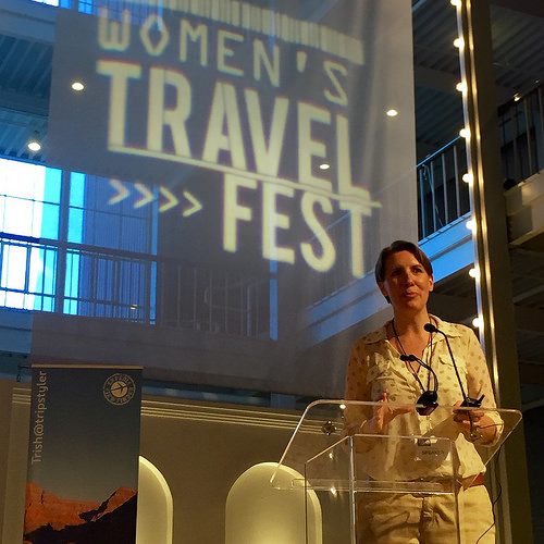 Felicity Aston, solo travel