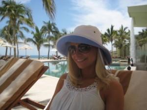 Wallaroo Hat, sun hat, sun protection, travel, nancy d. brown