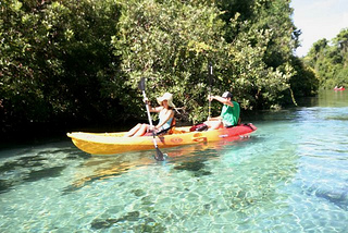 &quot;Weeki Wachee Kayak&quot;