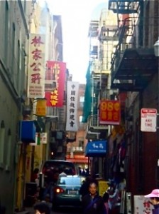 Chinatown neighborhood