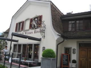 """""""Wysses Rossli Restaurant"""""""