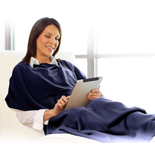 """Travelrest blanket"""