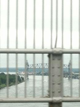 Bourne Bridge, Cape Cod, Massachusetts