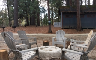inn town campground, nevada city, campground