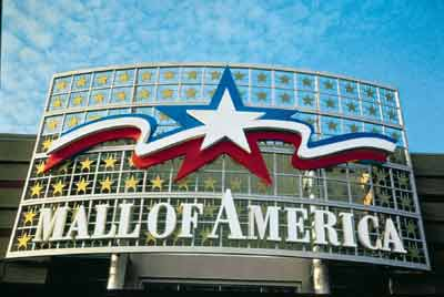 Mall of America,  Bloomington, Minnesota