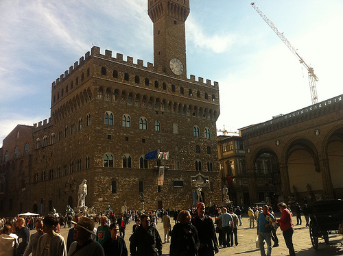 &quot;palazzo vecchio&quot;