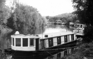 The houseboat is only part of the story.