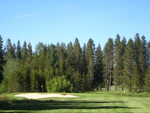 Woodlands Golf Course, Sunriver Resort, Oregon