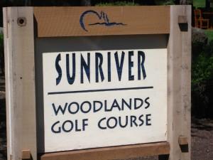 Woodlands Golf Course, Sunriver, Oregon