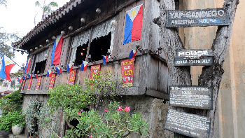 Yap-Sandiego Ancestral House, one of Cebu's oldest