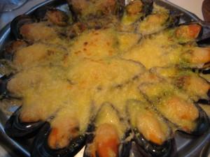 Chez Leon mussels