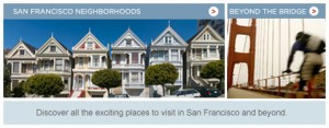 "Visit The San Francisco Visitors Site ""Only in San Francisco"" and learn from locals"