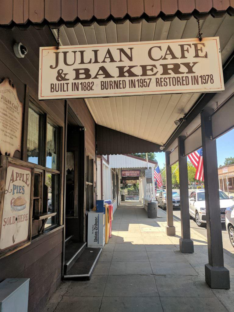 Julian Cafe & Bakery