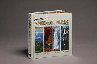America's National Parks, a Pop-Up Book, features unique depictions of some of our most beloved national parks. Photo provided by W.W. West.