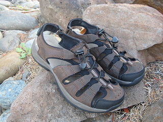 6fea8adf8 ABEO H20 Waterproof Sandal found at The Walking Company - Nancy D Brown