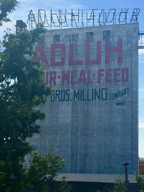 adluh flour, allen bros. milling company, columbia, south carolina, adluh sc