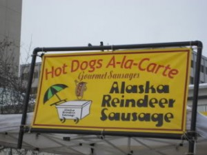 Alaska Reindeer Sausage