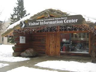"""""""Alaska Visitor Information"""""""