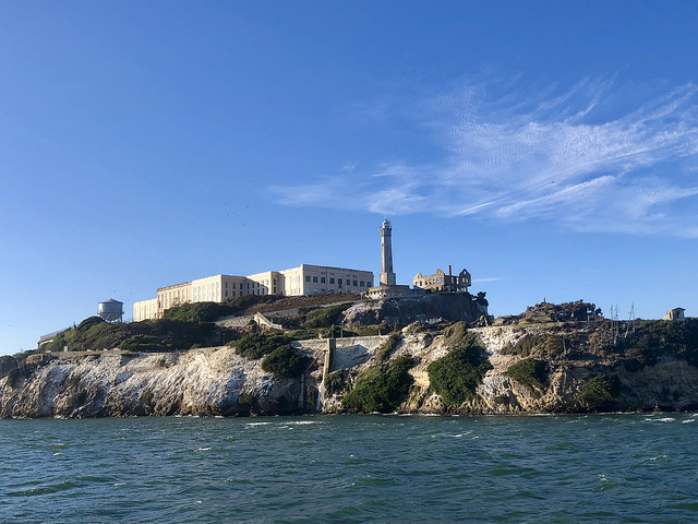 alcatraz federal prison, alcatraz night tour, san francisco california, alcatraz cruises