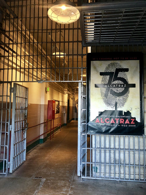 7 things to know about alcatraz night tour, alcatraz cellhouse, alcatraz prison, united states penitentiary, national park, alcatraz cruises