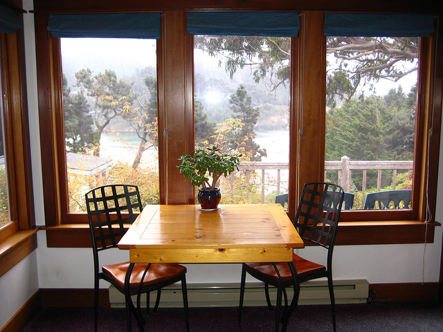pacific suite, mendocino's eco-friendly alegria inn, mendocino bed & breakfast