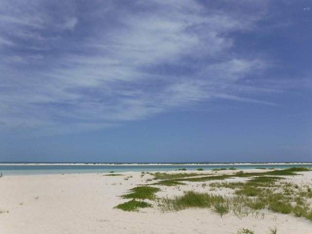 punta che, mexican caribbean sea, white sand, mexico, beach