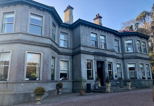 ardtara country house, irelands blue book, country house hotel, county londonderry, northern ireland