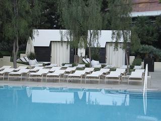 ARIA pool & cabana