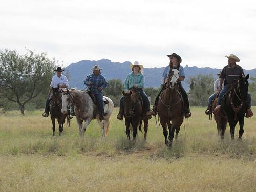 """Scottsdale, Arizona"" horseback riders"