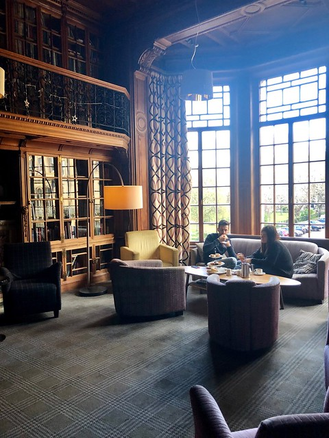 afternoon tea, edinburgh city center bed and breakfast, b+b edinburgh