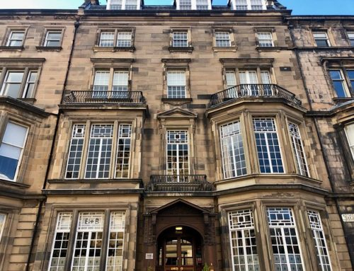 B & B Edinburgh City Center Bed and Breakfast