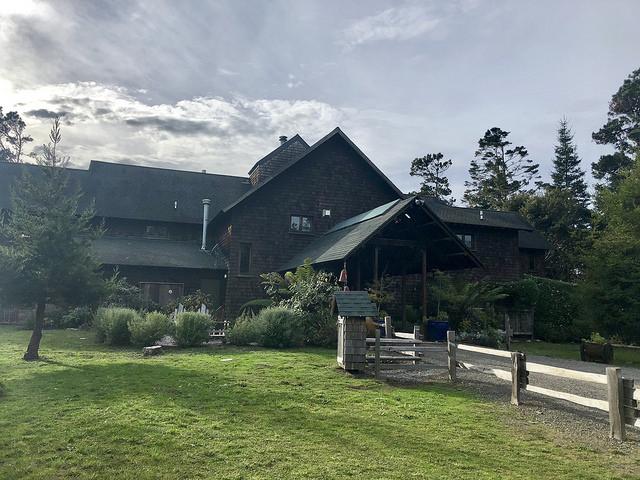 brewery gulch inn, mendocino, north coast, california, bed & breakfast