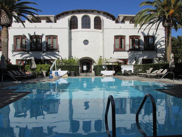 Hotel Review Bacara Resort Santa Barbara Nancy D Brown