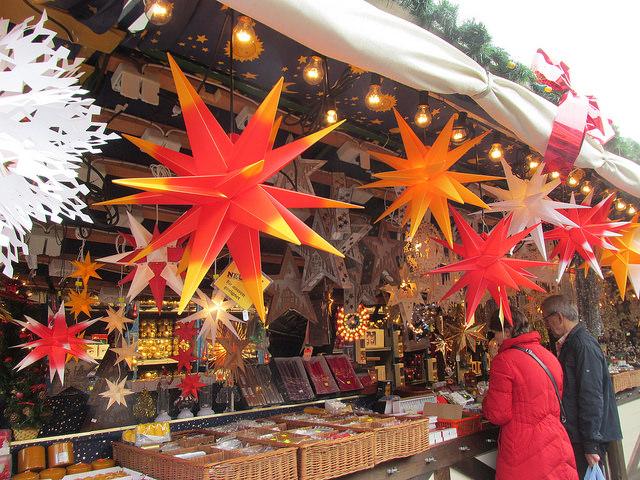 bamberg, germany, christmas market, heart of germany