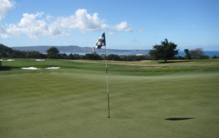 bayonet black horse green, pacific ocean, monterey bay golf course, seaside, california