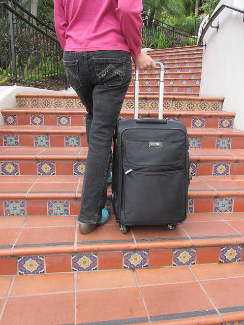 biaggi, carry-on luggage, travel gear review