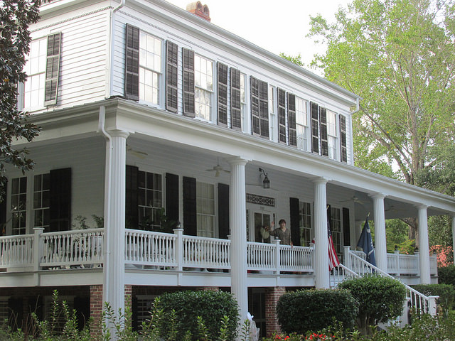 bloomsbury inn, antebellum house, camden, south carolina, select registry lodging