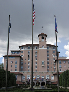 Historic Broadmoor Colorado Springs Colorado Nancy D Brown