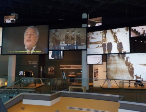Museum About Disease at the CDC in Atlanta