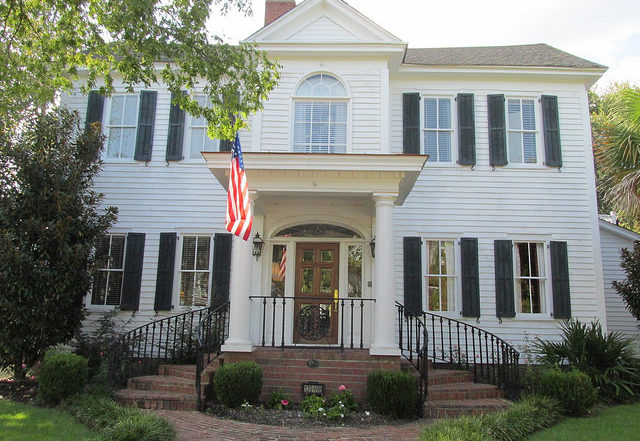 carriage house inn, bed and breakfast, aiken, south carolina